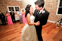 Speeches, Garter, Bouquet and First Dance